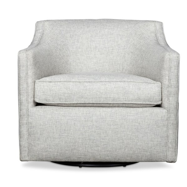 Innisfil Swivel Armchair by Brayden Studio