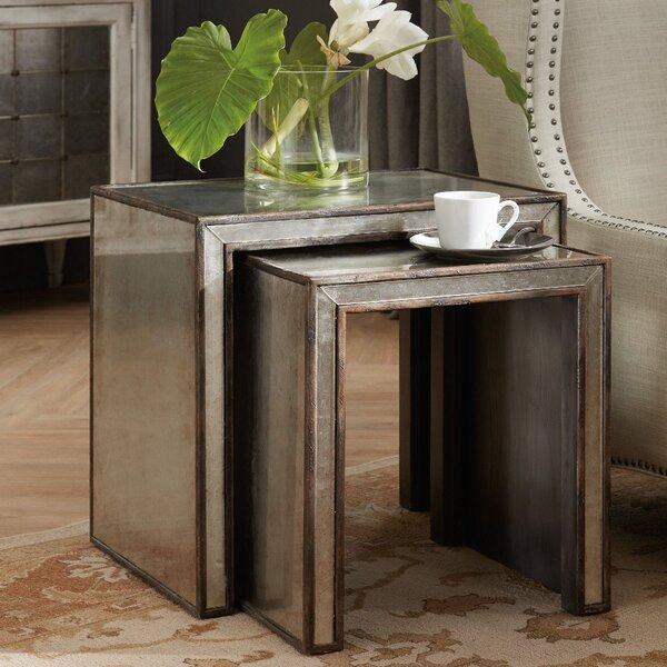 Arabella 2 Piece Nesting Tables by Hooker Furniture