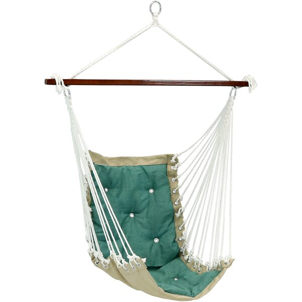 Creditonn Tufted Chair Hammock by Freeport Park