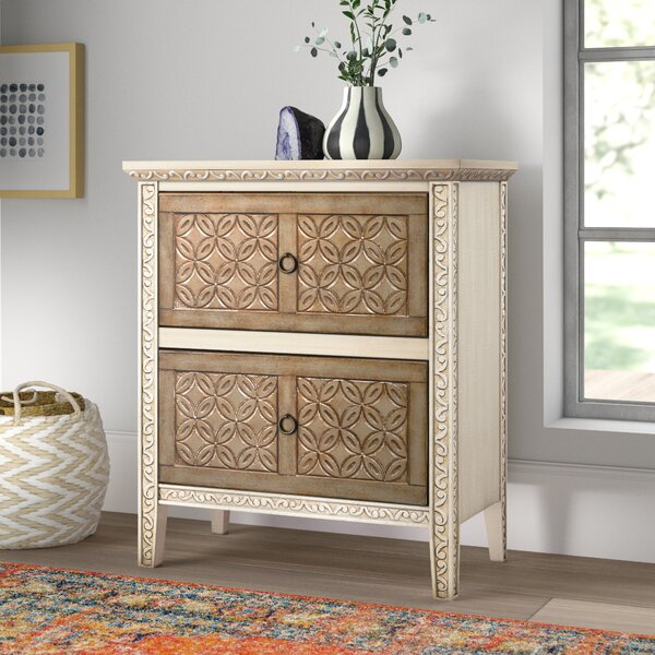 Jaliyah 2 Drawer Accent Chest by Mistana
