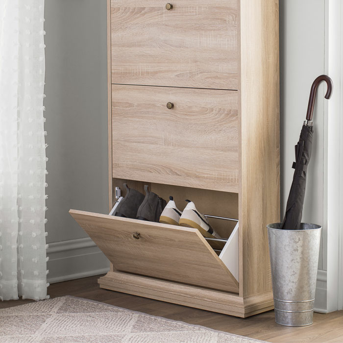 Shoe Storage Cabinets Benches