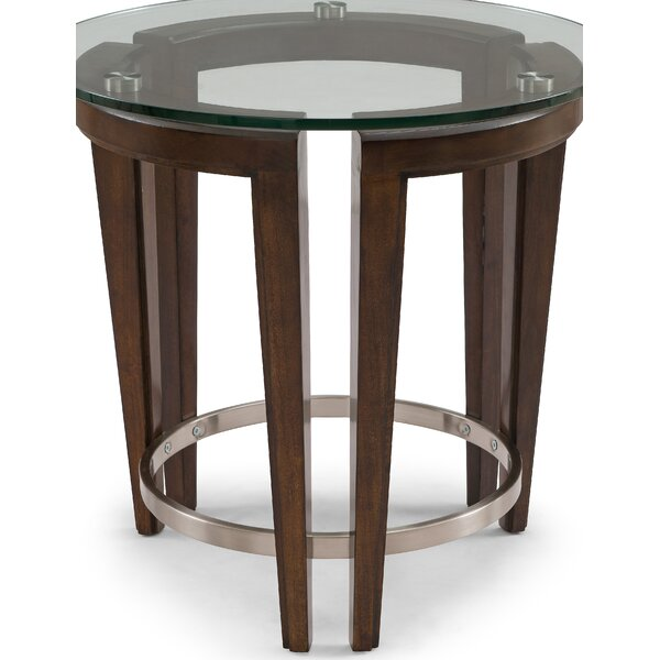 Review Heslin End Table
