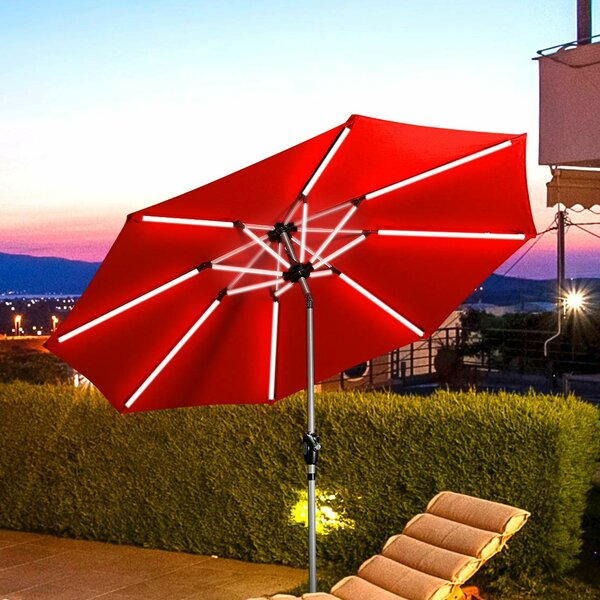 Damascus 9' Market Umbrella by Freeport Park