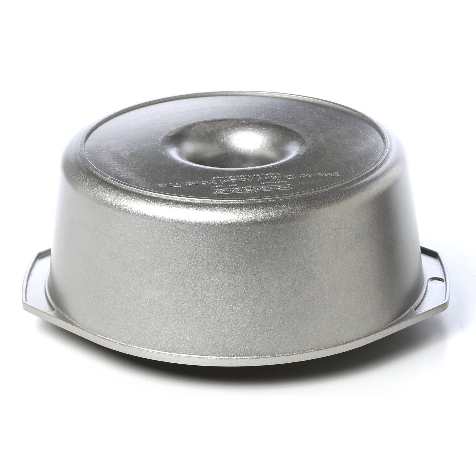 Nordic Ware Platinum Pound Cake Pan