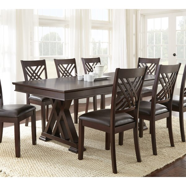 Mattos 7 Piece Dining Set by Brayden Studio