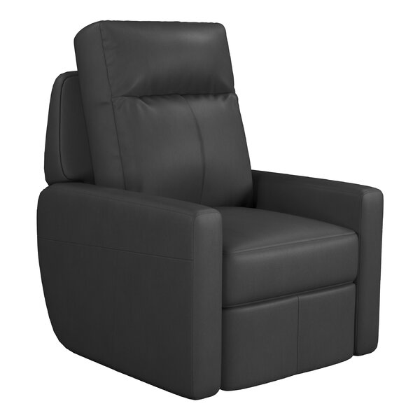 Low Price Cody Leather Manual Recliner