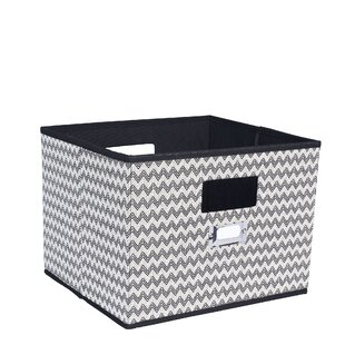 Purchase Deluxe Open Fabric Cubes & Bins By Household Essentials