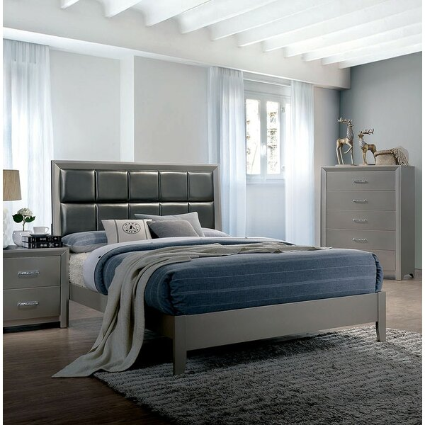 Boyce Upholstered Standard Bed by Mercer41