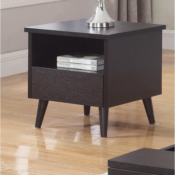 Asiata End Table with Storage by Brayden Studio Brayden Studio