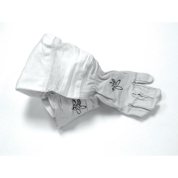 Borders Unlimited Ventilated Beekeeper Gloves by Borders Unlimited