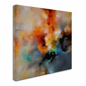 Magic Sky by CH Studios Painting Print on Wrapped Canvas by Trademark Fine Art