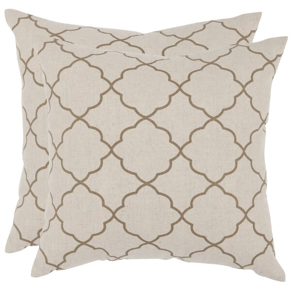Sophie Throw Pillow (Set of 2) by Safavieh