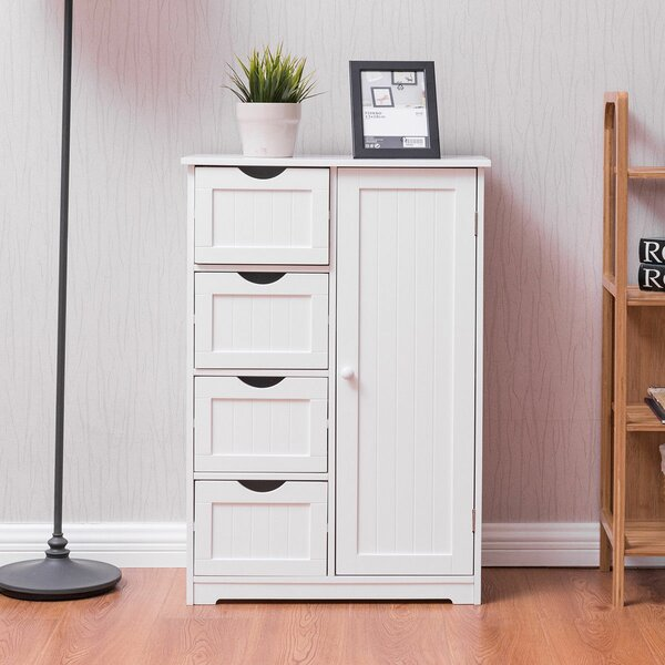 Atlas 22 W x 32 H Cabinet by Highland Dunes