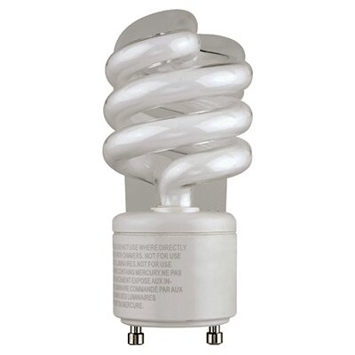 23W GU24 Fluorescent Light Bulb by TransGlobe Lighting