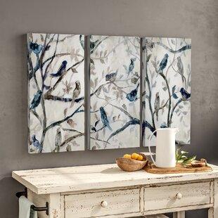 3 piece wall art you ll love wayfair