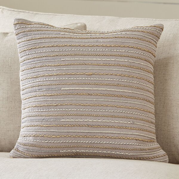 Dasher Pillow Cover by Eider & Ivory