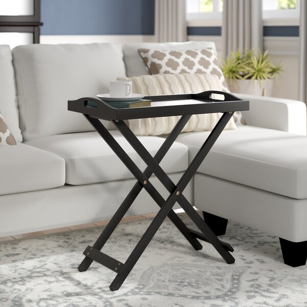 Vincente Folding Tray Table by Latitude Run