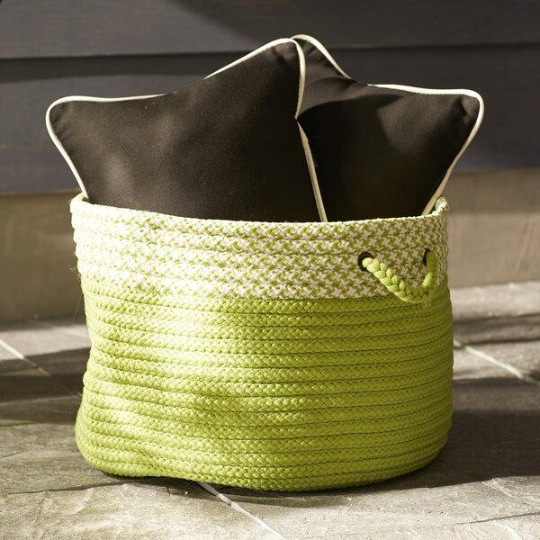 Ariadne Dipped Basket by Brayden Studio