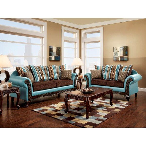 Best #1 Rovena Configurable Living Room Set By Hokku Designs Best