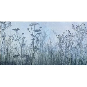 'Wildflowers Early' on Gallery-Wrapped Canvas by Zipcode Design