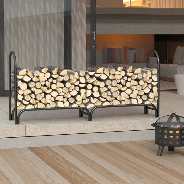 Heavy Duty Firewood Log Rack by Regal Flame