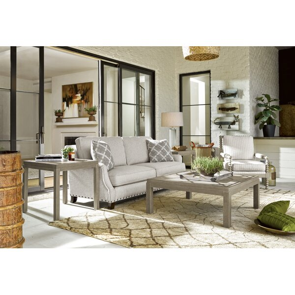 Skaggs 2 Piece Coffee Table Set By One Allium Way
