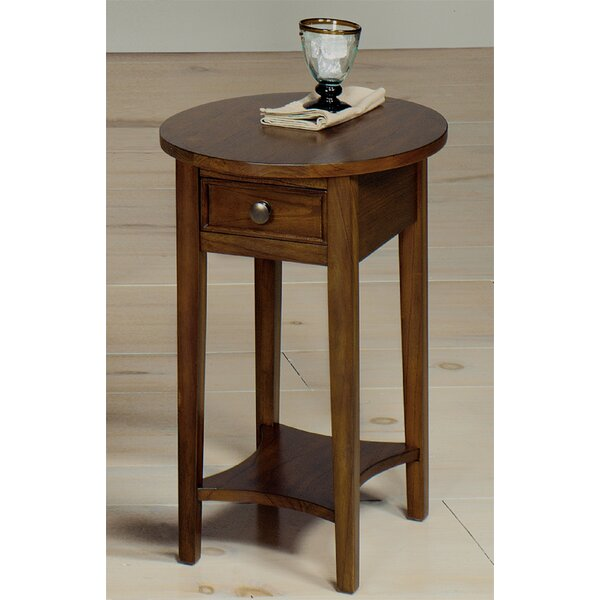 End Table With Storage By Wildon Home®