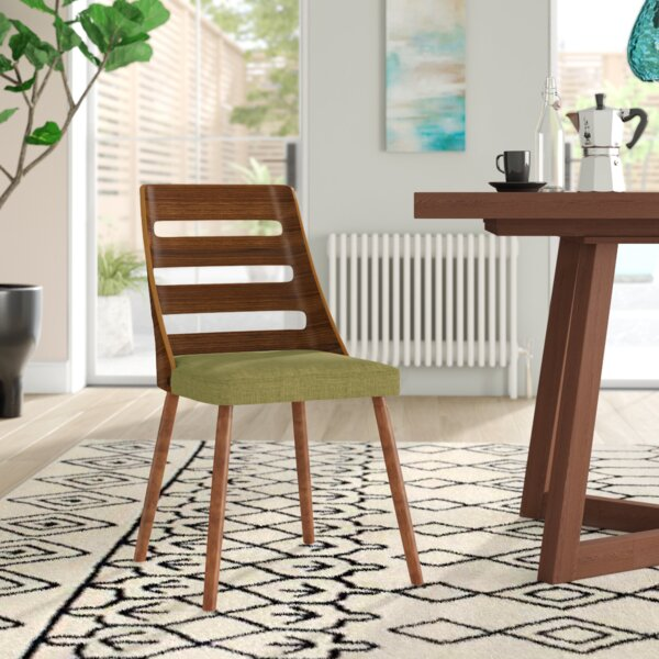 Caesar Upholstered Dining Chair by Langley Street