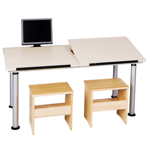 ALTD 3 Adaptable Drafting Table [Diversified Woodcrafts]