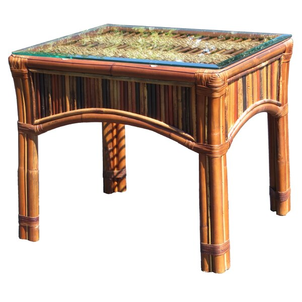 Ventura End Table by Bay Isle Home
