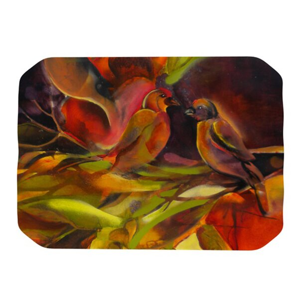 Mirrored in Nature Placemat by KESS InHouse
