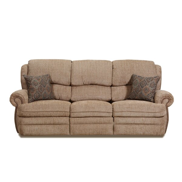 Shaunna Reclining Sofa by Red Barrel Studio