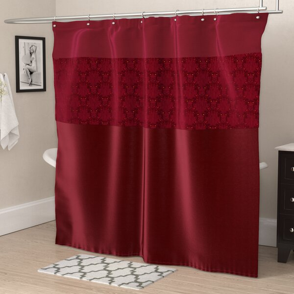 Riya Shower Curtain by House of Hampton