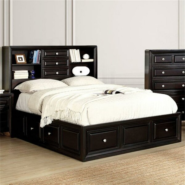 Storage Platform Bed by Simple Relax