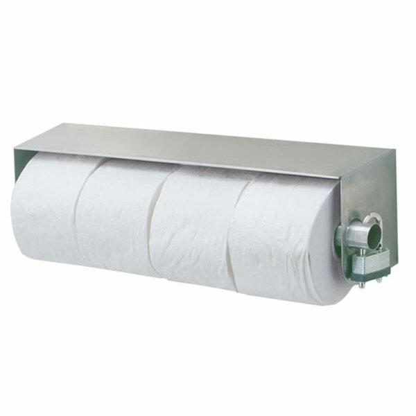 TP Series Quadruple Roll Standard Dispensers Toilet Paper Holder