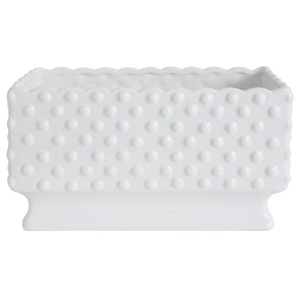 Knaus Ceramic Planter Box by Ophelia & Co.