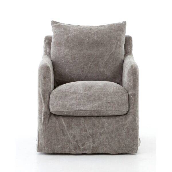 Doutzen Swivel Armchair by Brayden Studio