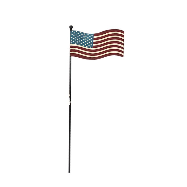 American Glory Garden Flag by Attraction Design Home