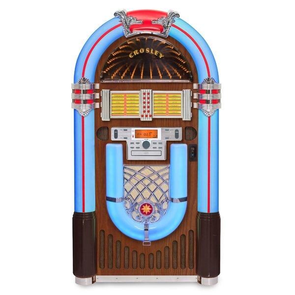 Full Size Bluetooth Jukebox by Crosley Electronics