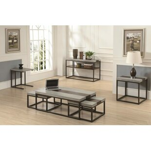 Great choice Cleavenger 4 Piece Coffee Table Set By 17 Stories