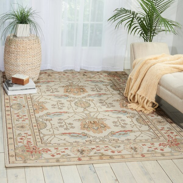 Walden Ivory Area Rug by Nourison