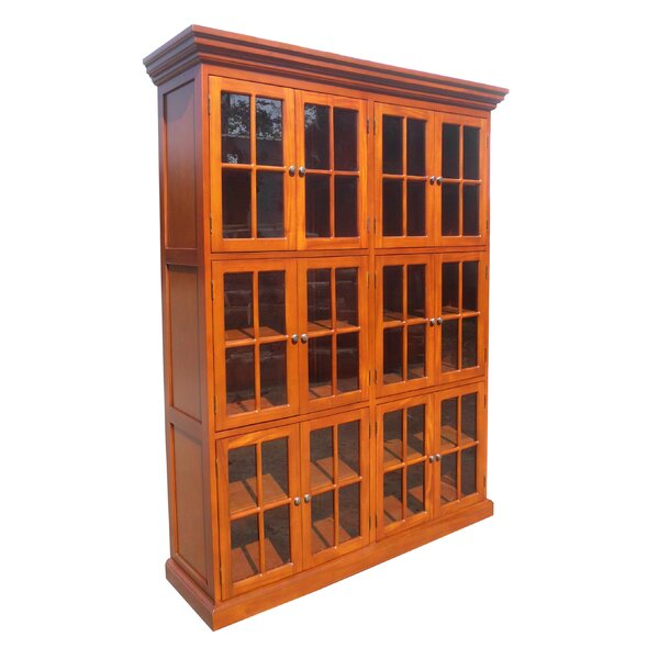 Archimbald Library Standard Bookcase by Darby Home Co