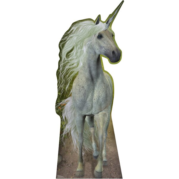 Unicorn Cardboard Standup by Advanced Graphics