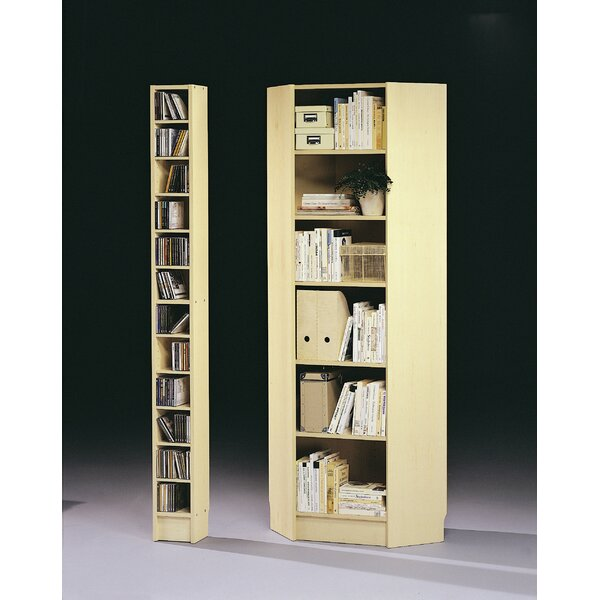 Inside Corner Unit Bookcase by Jay-Cee Functional Furniture