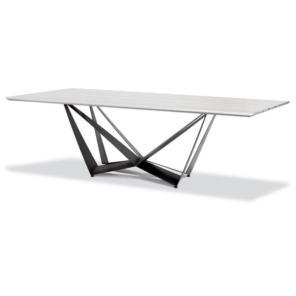 Dalene Dining Table by Orren Ellis