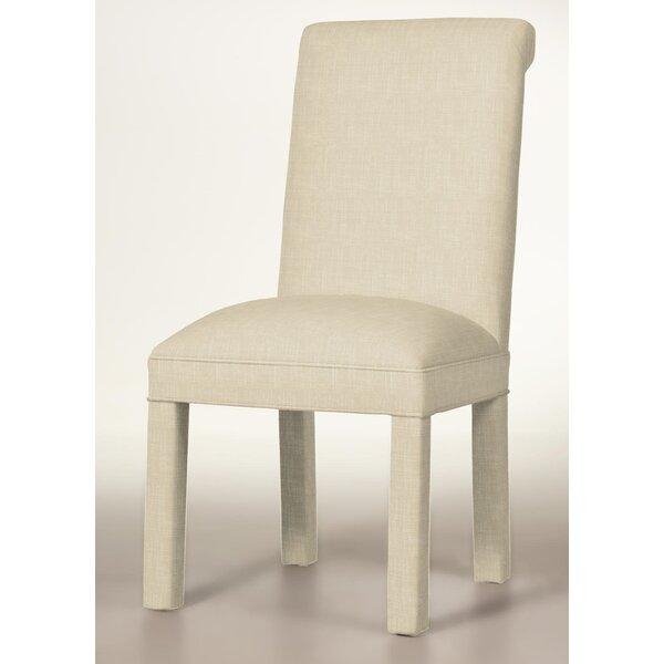 Moffatt Upholstered Dining Chair by Winston Porter