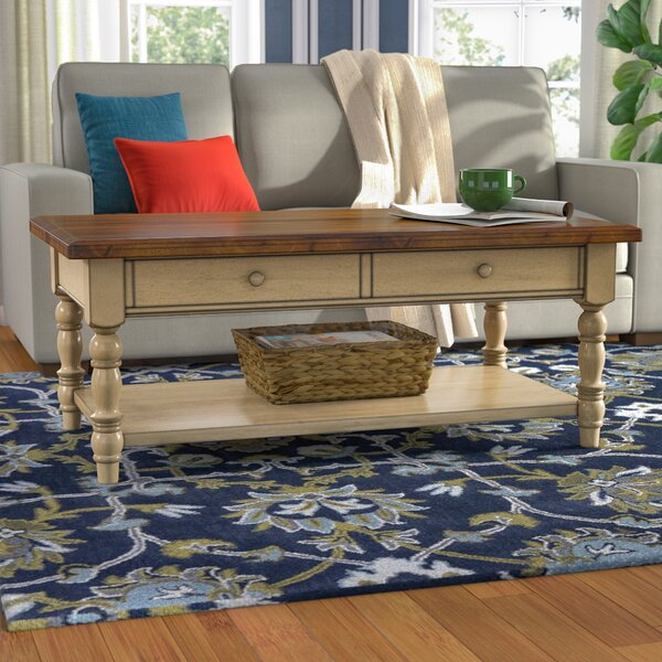 Courtdale Coffee Table by Three Posts Three Posts