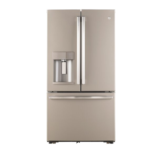 27.8 cu. ft. Energy Star® French Door Refrigerator by GE Appliances
