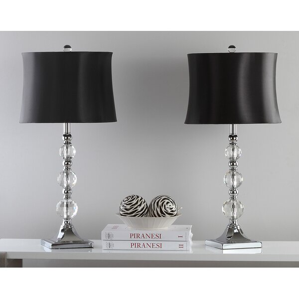 Maeve Ball 28 Table Lamp (Set of 2) by Safavieh