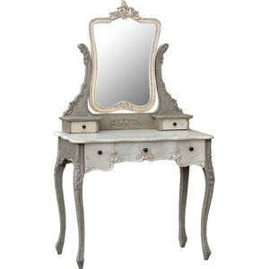 Schminktisch Isabella mit Spiegel von DUSX